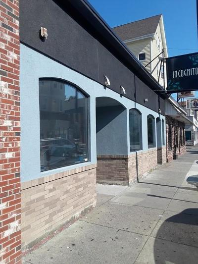 MA-Bristol County Commercial For Sale: 1606-1610 Acushnet Ave