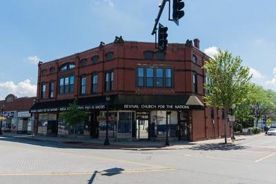 MA-Norfolk County Commercial For Sale: 753-759 Washington St.