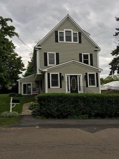 Weymouth Single Family Home For Sale: 22 Brewster Rd