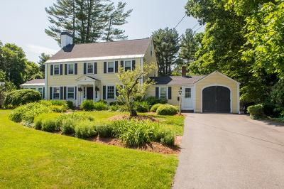 Sharon Single Family Home For Sale: 28 Pleasant St