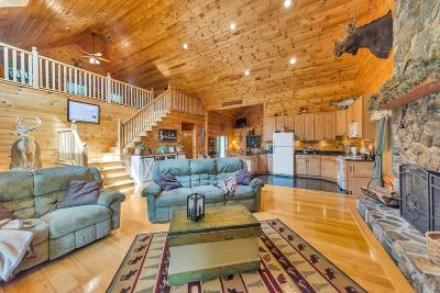 Hardwick Single Family Home For Sale: 2813 Green Wich Rd