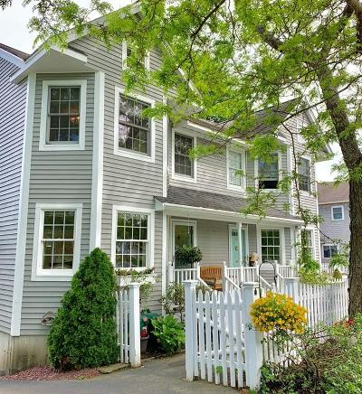 Manchester Single Family Home Under Agreement: 7 A Arbella St. #A