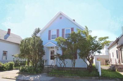 Lynn Single Family Home Under Agreement: 88 River Street