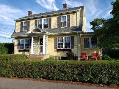 Braintree Single Family Home For Sale: 84 School St