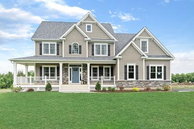 Plainville Single Family Home For Sale: 22 Turtle Brook