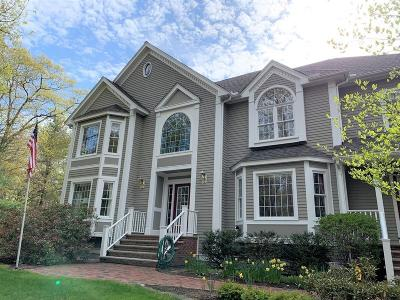 North Andover Single Family Home For Sale: 25 Sunset Rock Rd