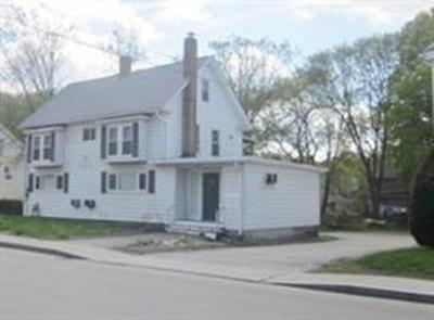 Webster Multi Family Home For Sale: 18 Negus St