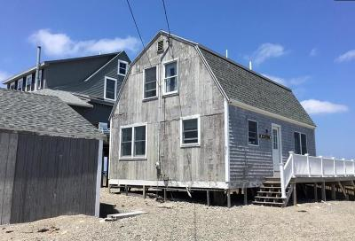 Scituate Single Family Home For Sale: 12 Oceanside Dr