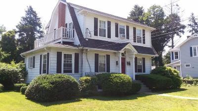 Millbury Multi Family Home Under Agreement: 41 W Main St