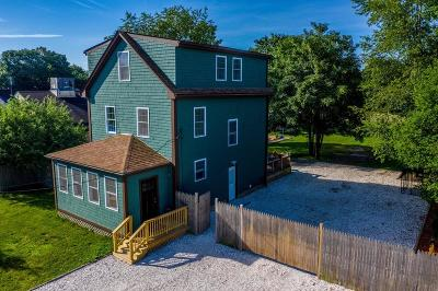 Seekonk Single Family Home For Sale: 1635 Fall River Ave