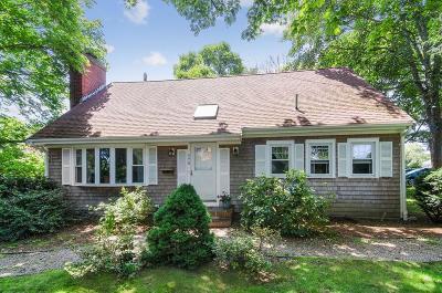 Falmouth Single Family Home For Sale: 279 Jones Road