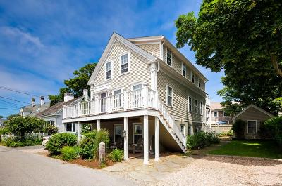 Provincetown Condo/Townhouse For Sale: 17 Pearl Street #U3