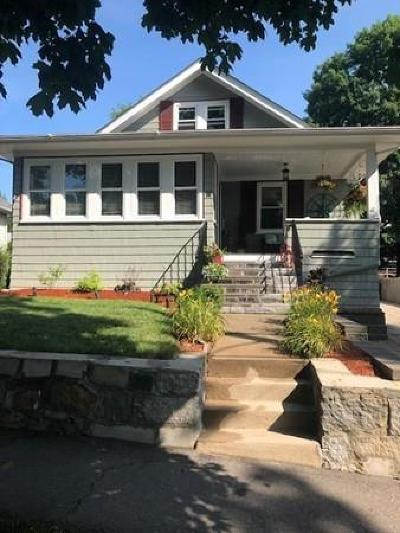 Quincy Single Family Home For Sale: 14 Hillsboro St