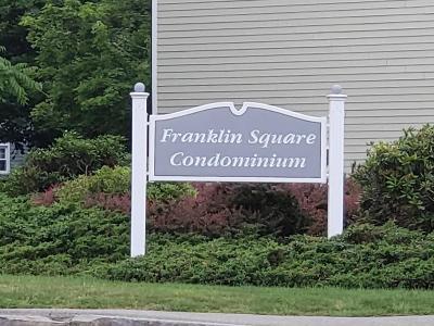 Randolph Condo/Townhouse For Sale: 4 Franklin Sq #Unit E4