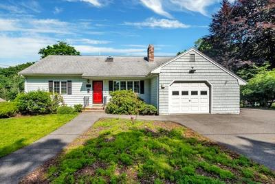 Woburn Single Family Home For Sale: 99 Middle St