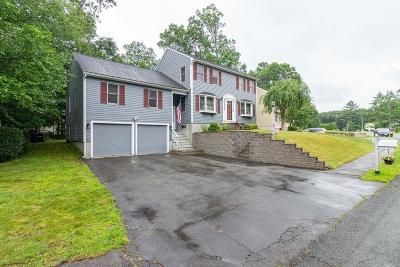 Weymouth Single Family Home For Sale: 22 Pheasant Hill Rd