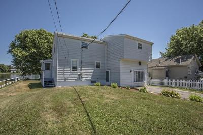 Swansea Single Family Home For Sale: 70 Lees River Drive