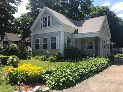 Middleboro Single Family Home For Sale: 75 Plymouth Street