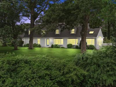 Duxbury Single Family Home For Sale: 92 Hornbeam Rd