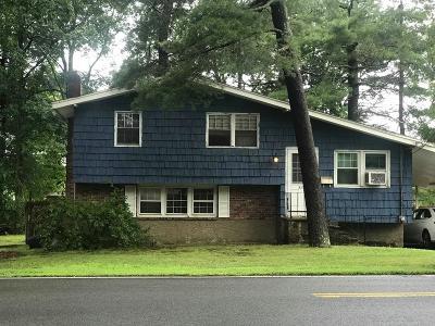 Brockton Single Family Home Contingent: 459 East St
