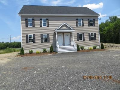 Whitman Condo/Townhouse For Sale: 1045 Auburn St #1