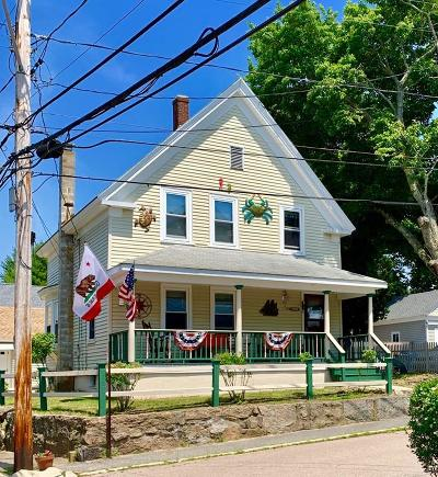 Wareham Rental For Rent: 9 Ninth Street #Front