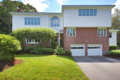 Newton Single Family Home For Sale: 124 Deborah Rd