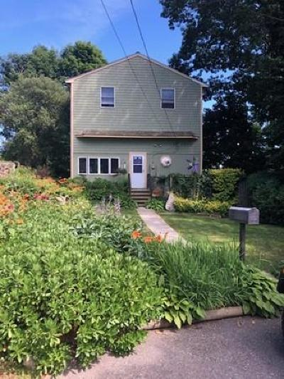 Gloucester Single Family Home For Sale: 16 Montvale Avenue