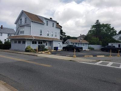 MA-Bristol County Commercial For Sale: 758 Stafford Road