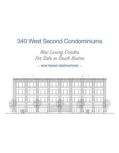 Condo/Townhouse For Sale: 340 W 2nd St #13