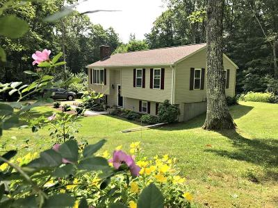 Single Family Home For Sale: 411 Thayer Rd
