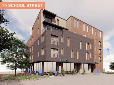 Brockton Multi Family Home For Sale: 26 School Street