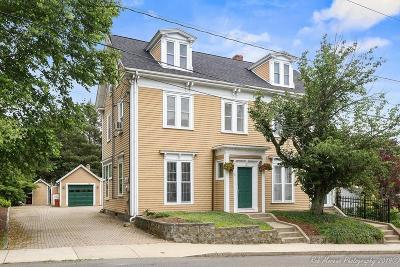 Ipswich Single Family Home Under Agreement: 4 Green St