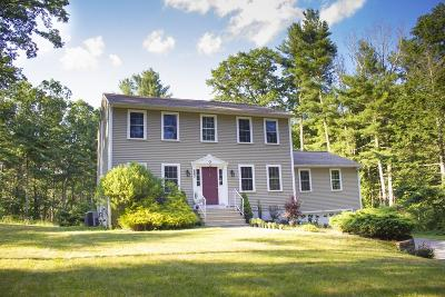 Glocester Single Family Home For Sale: 887 Putnam Pike