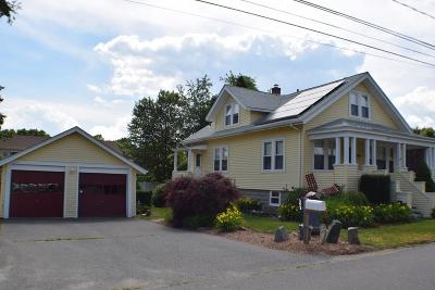 Somerset MA Single Family Home For Sale: $280,000