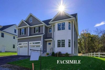 Methuen, Lowell, Haverhill Single Family Home For Sale: 12 Tucker Terrace #LOT 17