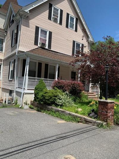 MA-Suffolk County Multi Family Home For Sale: 34 Pleasant Street