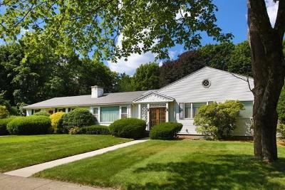Newton Single Family Home For Sale: 1957 Beacon Street
