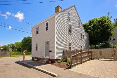 Salem MA Multi Family Home For Sale: 1 Allen Street