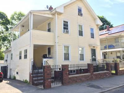 MA-Suffolk County Multi Family Home Contingent: 47 Dana Avenue