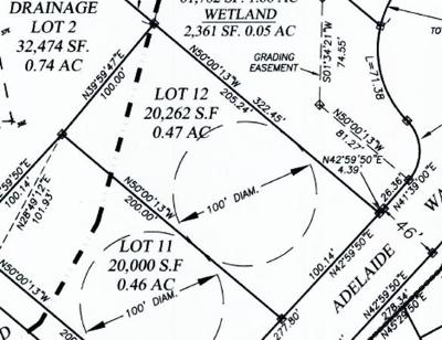Marshfield Residential Lots & Land For Sale: Lot 12 Adelaide Way