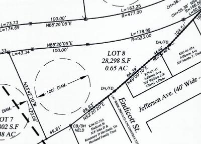 Marshfield Residential Lots & Land For Sale: Lot 8 Adelaide Way