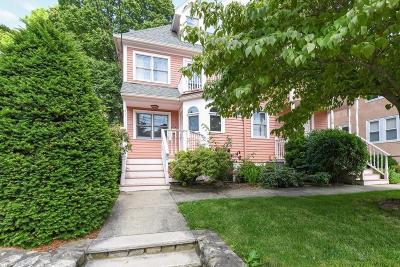 Watertown MA Single Family Home For Sale: $799,000