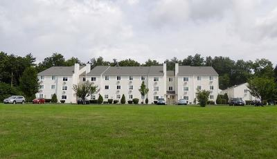 Mansfield Condo/Townhouse Under Agreement: 6 Erick Road #53