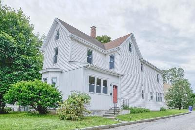 Newton Single Family Home For Sale: 4 Howley Ave