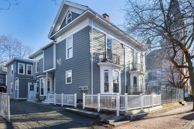 Cambridge Multi Family Home For Sale: 50 Magazine St