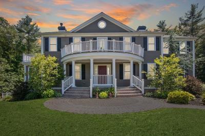 Hanover Single Family Home For Sale: 43 Nash Landing