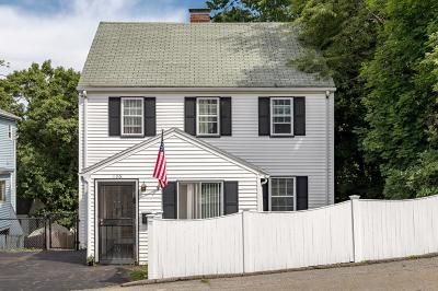 Medford Single Family Home For Sale: 136 Walsh St