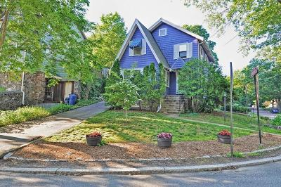 Melrose Single Family Home For Sale: 124 Boardman Avenue