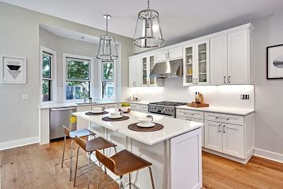 Cambridge Condo/Townhouse For Sale: 386 Windsor Street #Unit 2